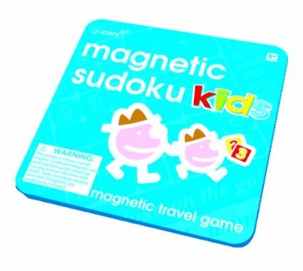 Toysmith Kids Magnetic Sudoku Playset - 1
