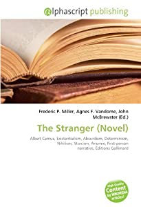 albert camus stranger existentialism and absurdism Get an answer for 'what are some examples of existentialism in the guest by albert camus' and find homework help for other the guest questions at enotes.