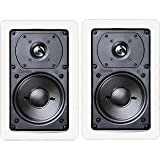 Definitive Technology UIW55 Rectangular Speakers