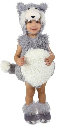 Princess Paradise - Vintage Wolf Infant/Toddler Costume - 18 Months - 2T
