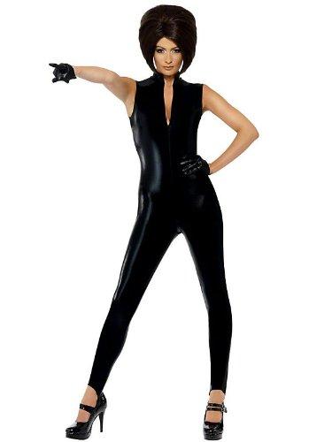 Womens Spice Girls Posh Spice Costume Bundle With Accessories ( SIZE - Small ) (Posh Spice Costume)
