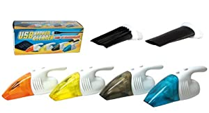 Mini Vacuum Cleaner for Your Desk - Connects to USB - Childs/Children Perfect Ideal Christmas Stocking Filler Gift Present