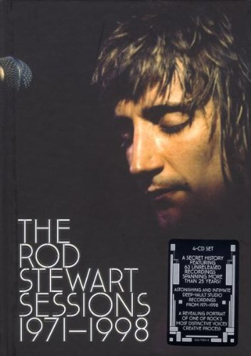Rod Stewart - The Rod Stewart Sessions 1971 - Zortam Music