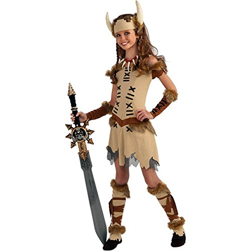 Viking Princess Tween Costume