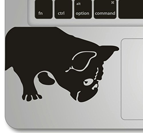 Vati Leaves Removable Humor Handmade Partial Art Skin Cool Design Vinyl Decal Sticker for Trackpad Keypad Of Apple Macbook Pro Air Mac Laptop at Gotham City Store