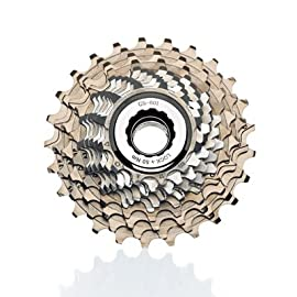Campagnolo 2013 Record 10-Speed Steel/Titanium Road Bicycle Cassette