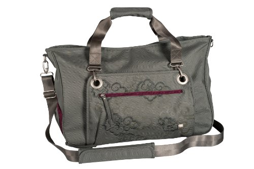 Haiku Gym/Weekender Bag, Stone Green, 13.5 x 20 x 10-Inch