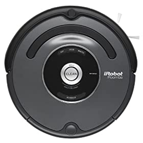 41eN5sF6gbL. SL500 AA280  iRobot 500 Series Roomba Vacuum Cleaning Robot   $250 Shipped
