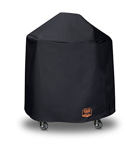 Lowest Price! Yukon Glory 8267 Premium Grill Cover for Weber Charcoal Grills, 22.5-Inch (Compare to ...