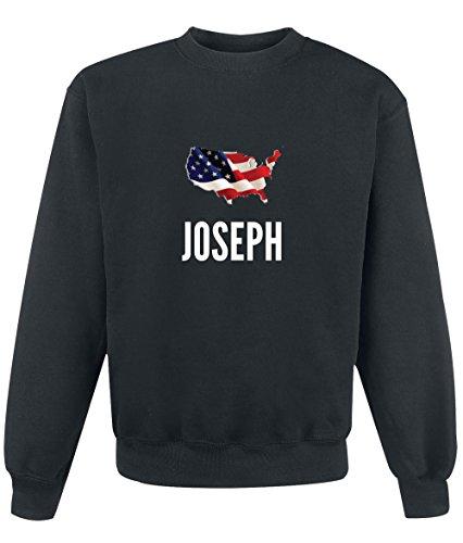 Felpa Joseph city Black