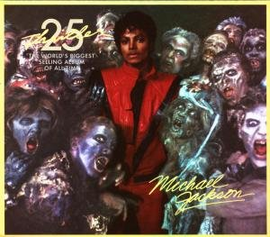 Michael Jackson - Thriller (25th Ann. Ltd Ed) - Zortam Music