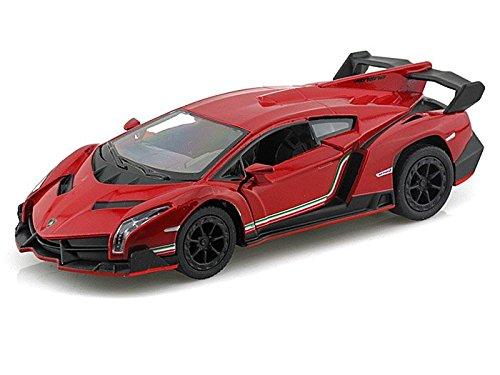 Lamborghini Veneno 1/36 Red - 1
