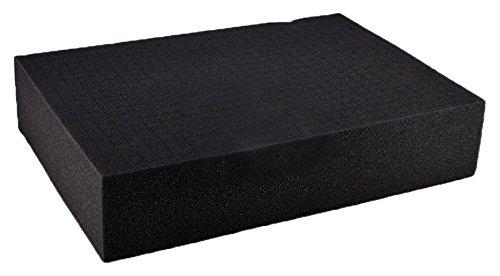 SRA-Cases-EN-AC-FG-A022-FOAM-CB-Pick-N-Pluck-Foam-Block-Insert-for-EN-AC-FG-A022-Hard-Case-175-x-125-x-37-Grey
