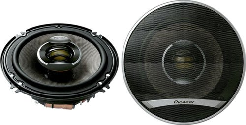 Pioneer Car Ts-D1602R- 6.5-Inch 2-Way 260 Watt Speaker (Pair)