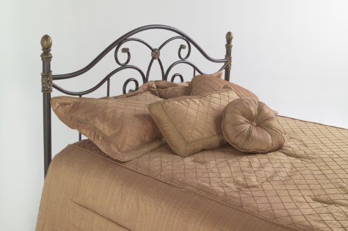 Fashion Bed Group Dynasty Headboard, Autumn Brown, Full
