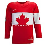 Team Canada Official 2014 Olympic Replica Red Hockey Jersey Size L