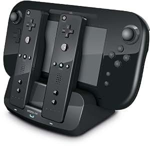 Speedlink Tridock 3-in-1 Charger - Black (Nintendo Wii/Wii U)