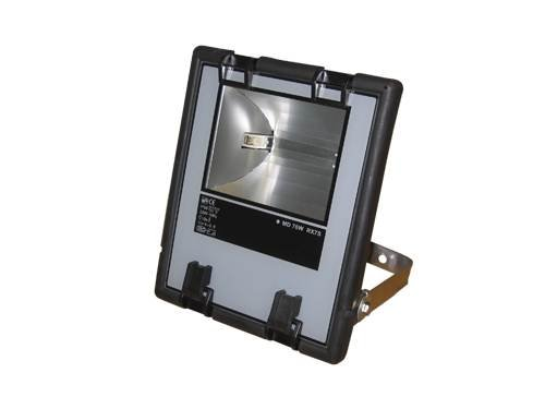 KNIGHTSBRIDGE TRPC70 - 70W HQI Polycarbonate Floodlight IP65