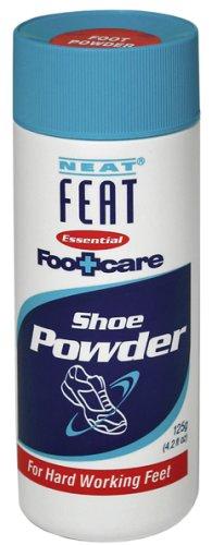 Neat Feat Shoe Powder