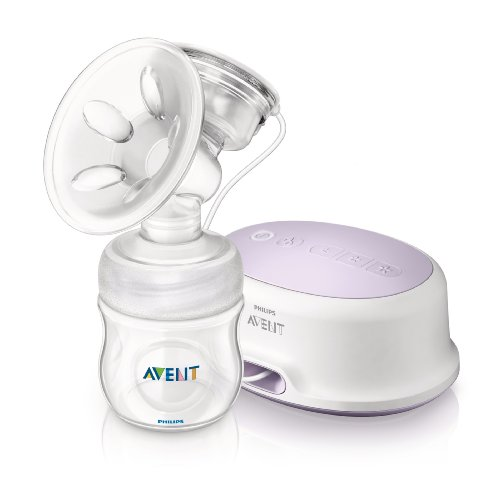 Review Philips Avent Single Electric Comfort Breast Pump