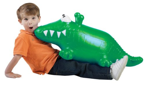Yippee Gator Ride-On Toy