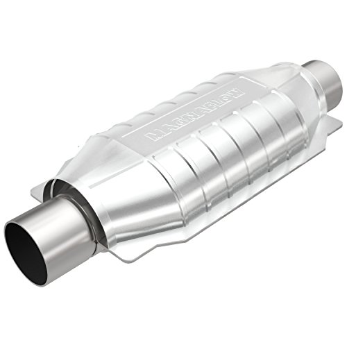 Magnaflow 99006HM Universal Catalytic Converter (Non CARB compliant) (Ford Focus Catalytic Converter compare prices)