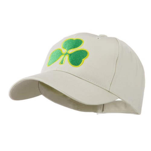 Clover St.Patrick's Day Embroidered Cap at Amazon.com