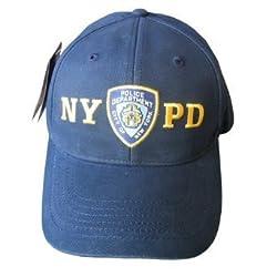 8272 NYPD Shield cap (Adj)