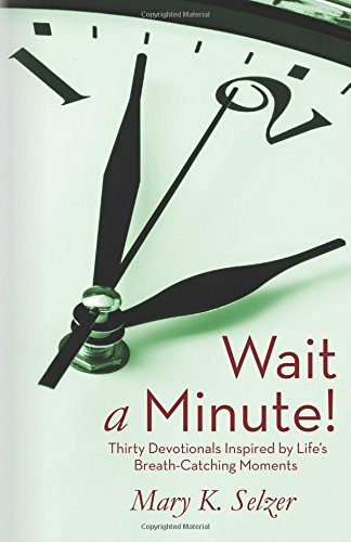Wait a Minute!: Thirty Devotions Inspired by Life's Breath-Catching Moments