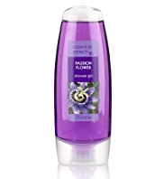 Essential Extracts Passion Flower Shower Gel 250ml