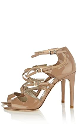 Strappy Patent Sandal