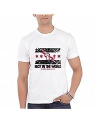 Bluegape Best CM Punk Dri-Fit T-shirt, White