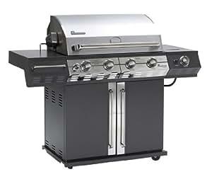 Landmann 12794 Barbecue Avalon Acier Emaillé