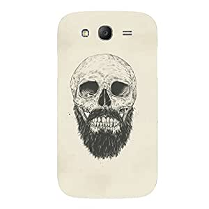 Back cover for Samsung Galaxy Grand Bearded Skull 3