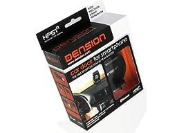 Car Dock for Smartphone- Handsfree Car Kit/charging/ HPST Sound Transmitter to Car Audio/window or Dash Mount