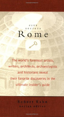 City Secrets: Rome