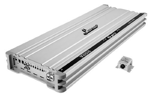 Lanzar Opt110001D Opti-Drive Series 10000 Watt Monoblock Class-D Competition Class Power Amplifier