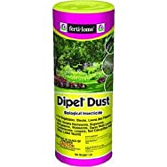 VPG Fertilome 10586 Dipel Garden Dust
