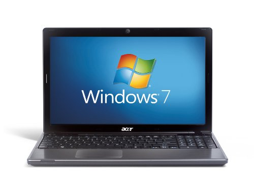 Acer Aspire 5553, 15.6inch HD LCD Noteboook, AMD Phenom II X4 Mobile Processor N930, 3GB, 320GB, DVD, Webcam, Windows 7 Home Premium