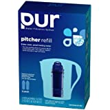 PUR 2-Stage Water Pitcher Replacement Filter, Save Big, 8-ct Package