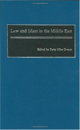 Law and Islam in the Middle East