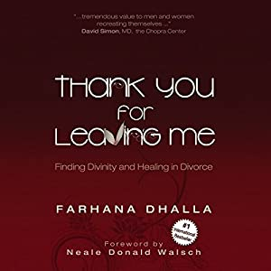 Thank You for Leaving Me (Revised Edition) Audiobook