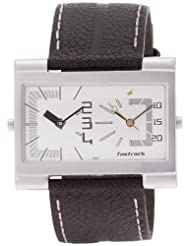 Fastrack Black Dial Men watch 1391SL01