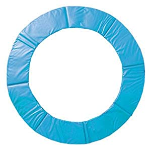 12 Ft. Round Blue Trampoline Pad