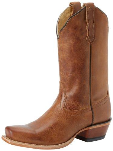 Nocona Boots Women's Old West Tan L Toe Boot