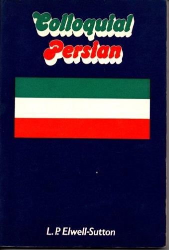 Colloquial Persian (Trubner's Colloquial Manual)