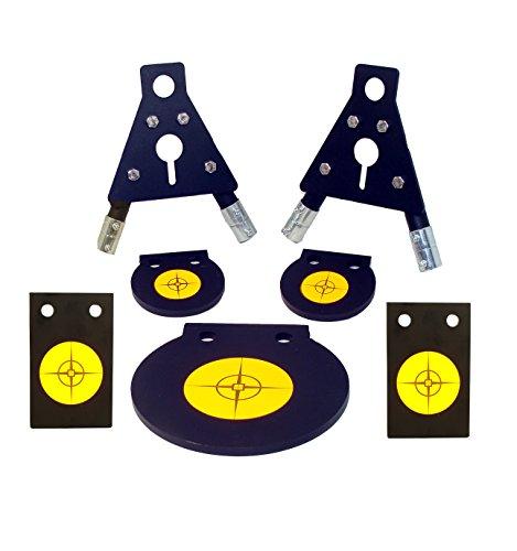 AR500 Steel Shooting Target Kit - (1) 8