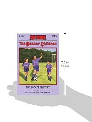 The Soccer Mystery (The Boxcar Children Mysteries #60)