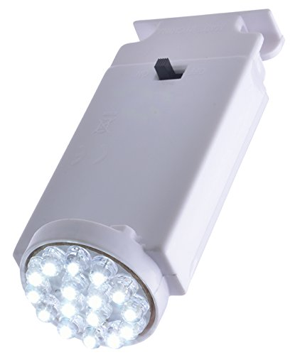 WeGlow International 13HBL03 16 LED Hanging Battery Terminal for Lanterns - White Novelty