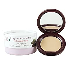 100% Pure Long Last Concealer White Peach